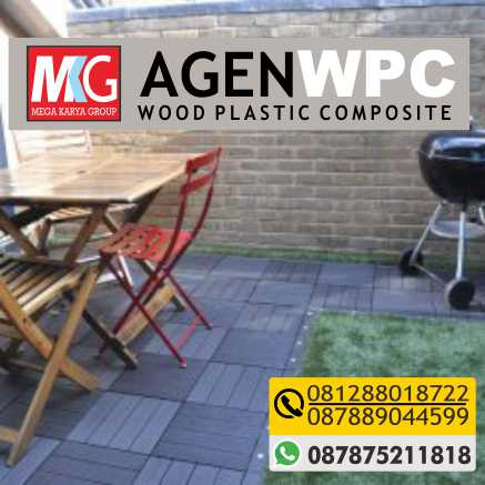wood plastic composite indonesia
